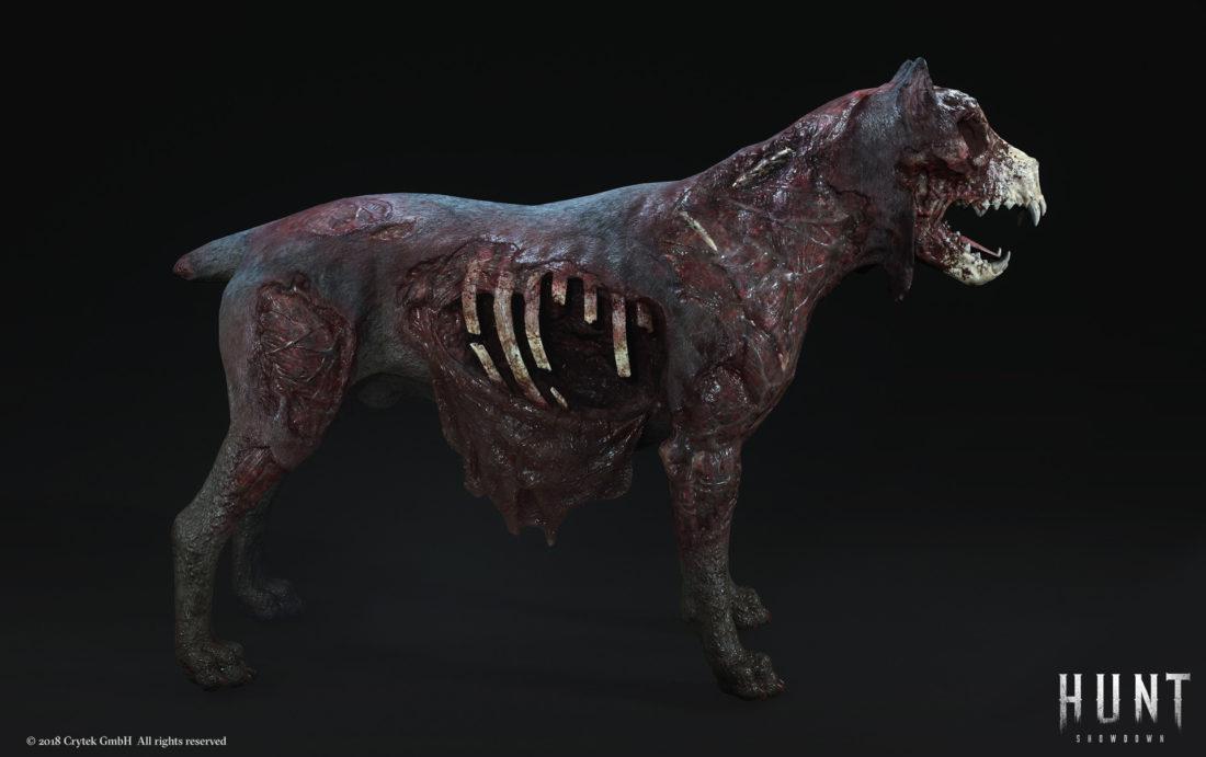 Адские гончие (Hellhounds) в игре Hunt: Showdown