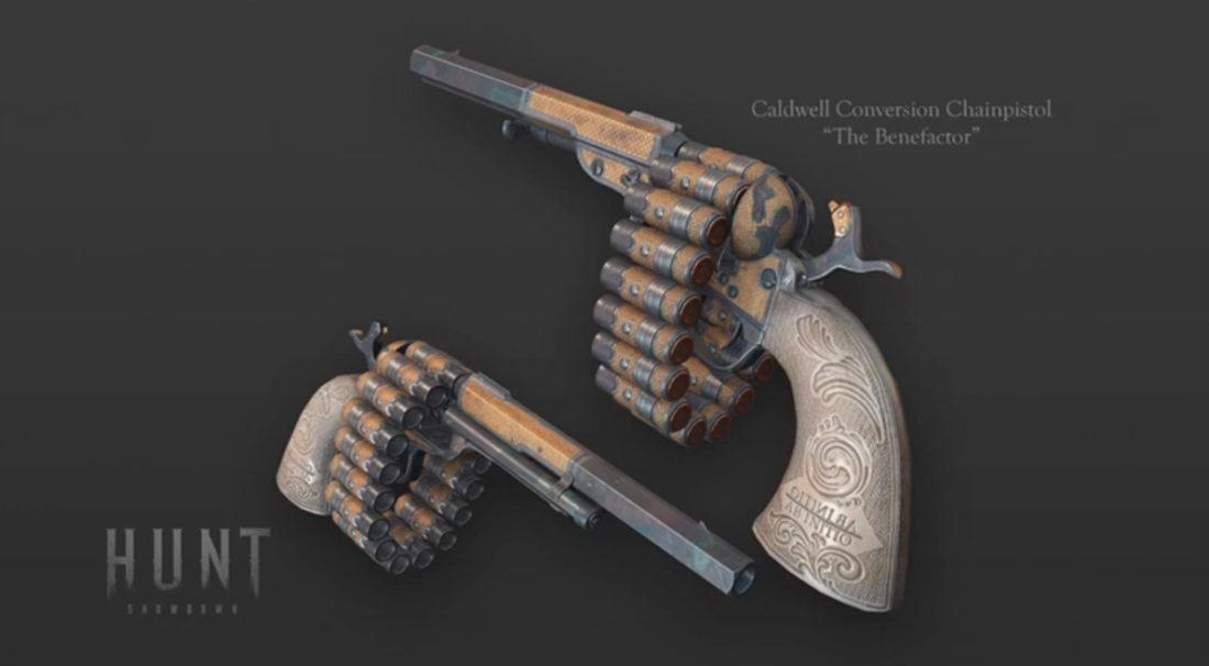 Caldwell Conversion Chainpistol «The Benefactor»