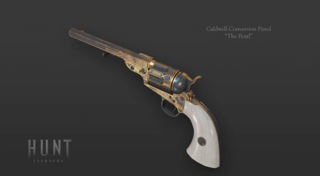 Caldwell Conversion Pistol «The Pearl»