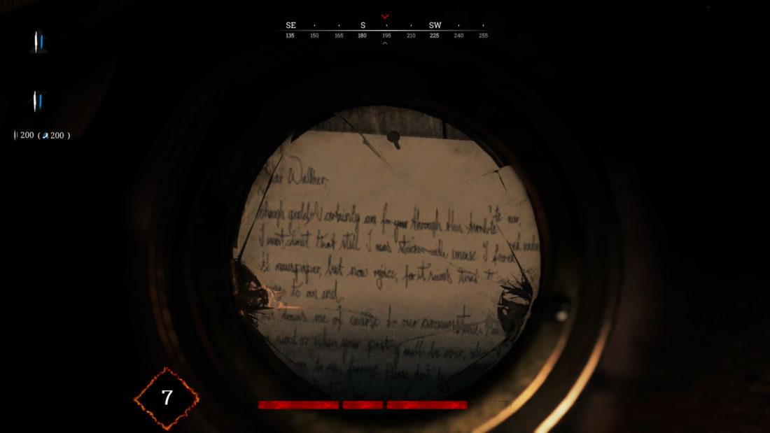 Письма Августы, адресованные Уолтеру