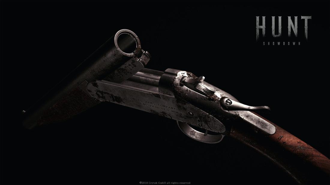 Romero Arms Company Model 77 в базовом исполнении