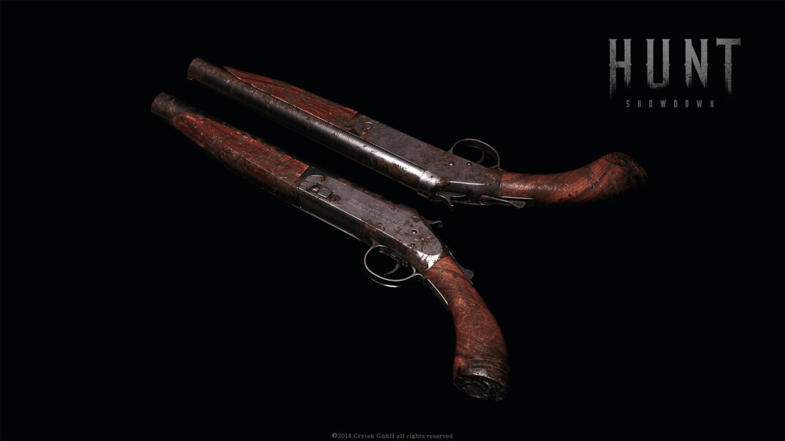 Romero Arms Company Model 77 в исполнении Handcannon