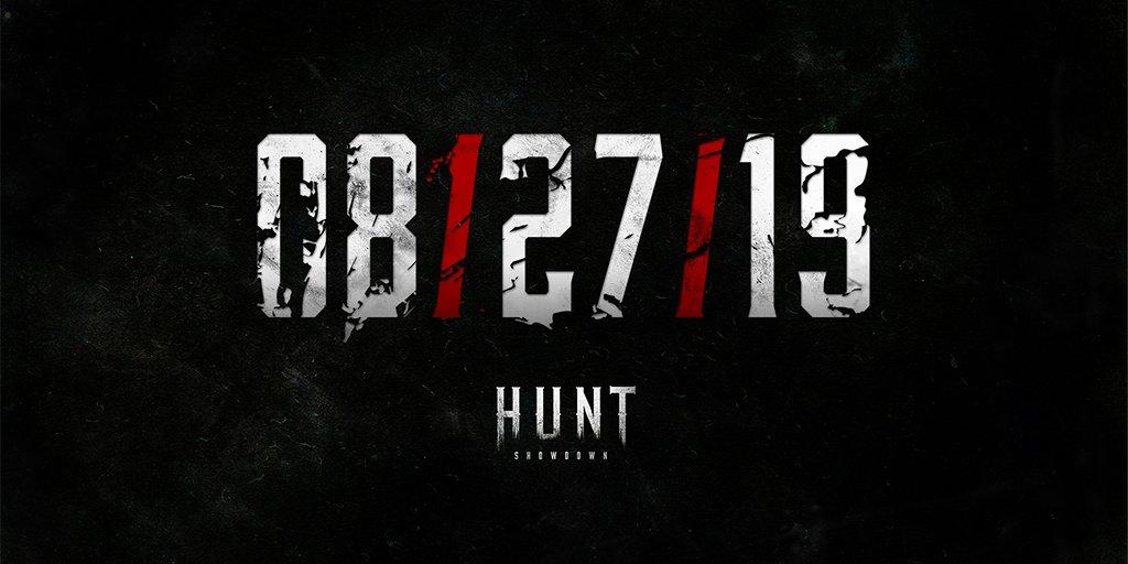 Официальная дата релиза Hunt: Showdown на PC и XBOX One