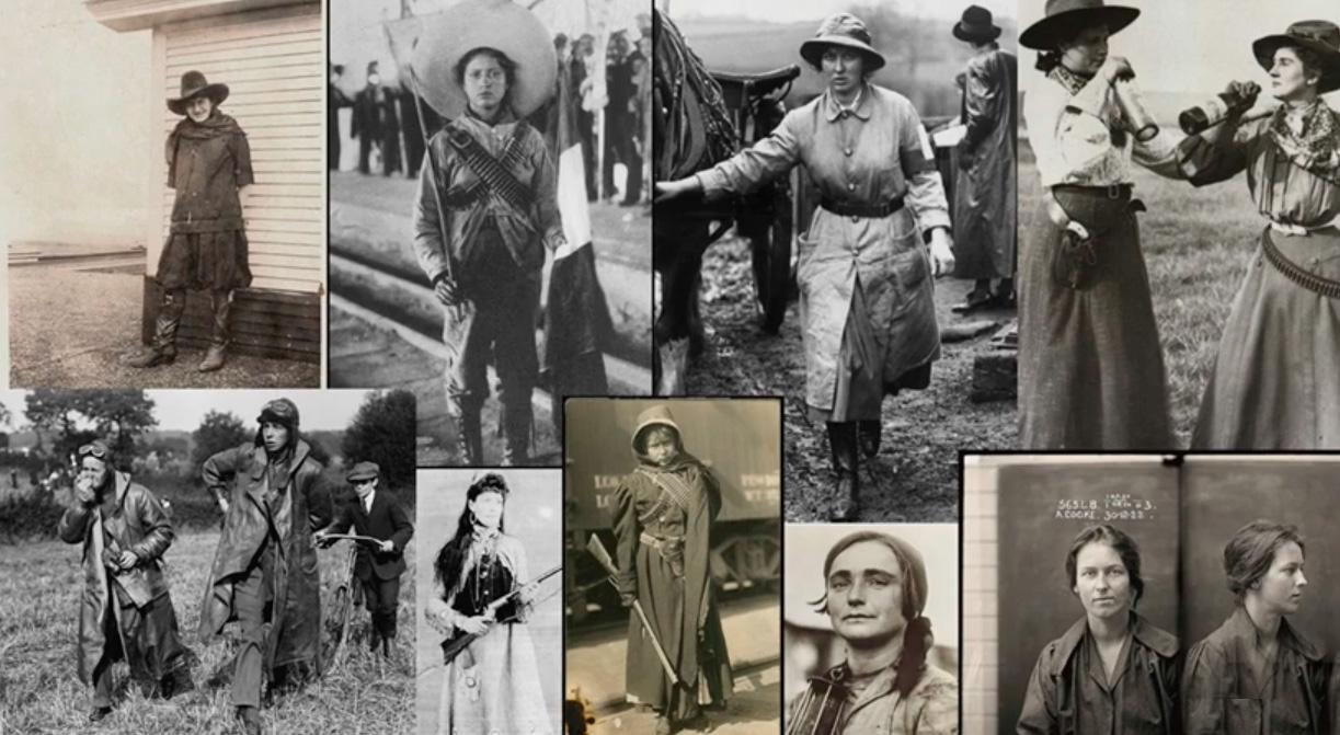 Женщины-охотники в Hunt: Showdown