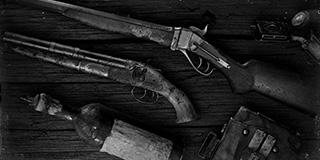 Арсенал охотника в Hunt: Showdown