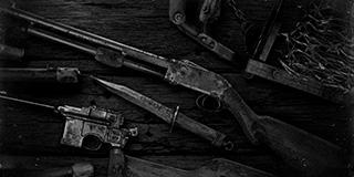 Реальное оружие, попавшее в игру Hunt: Showdown