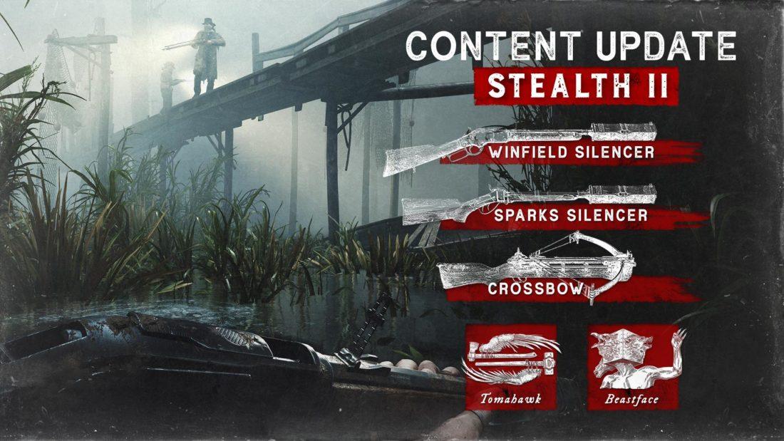 Hunt: Showdown на XBOX получила контентное обновление Stealth II
