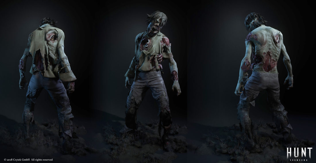 Прихвостни (Grunts) в игре Hunt: Showdown