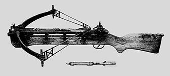 Crossbow Explosive
