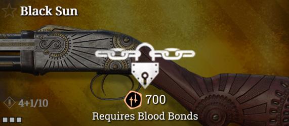 Легендарное оружие в Hunt: Showdown. Black Sun для Specter 1882