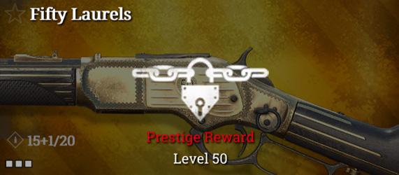 Легендарное оружие в Hunt: Showdown. Fifty Laurels для Winfield M1873