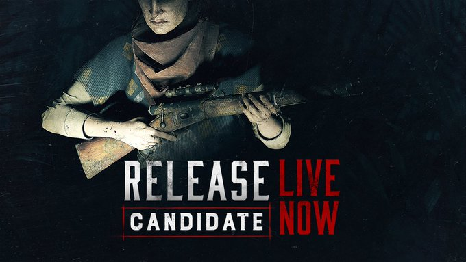Обновление 1.0 Release Candidate на основных серверах Hunt: Showdown