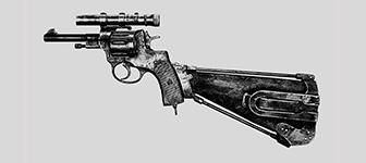 Nagant M1895 Deadeye