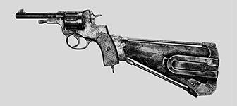 Nagant M1895 Precision