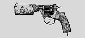 Nagant M1895 Silencer