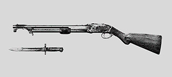 Specter 1882 Bayonet