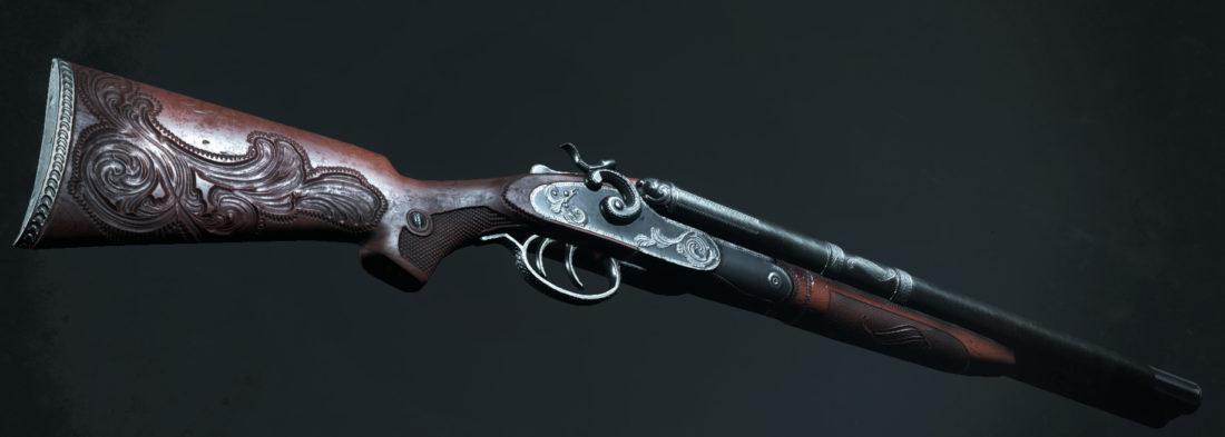 Легендарное оружие Alison (Caldwell Rival 78) в Hunt: Showdown