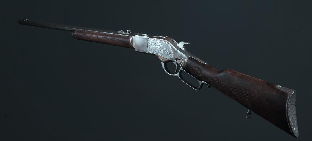 Легендарное оружие Augusta (Winfield M1873C) в Hunt: Showdown