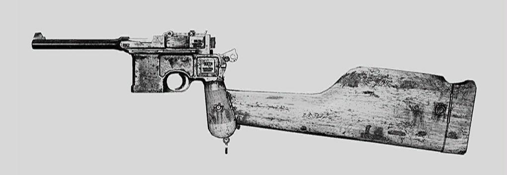 """Пистолет Dolch 96 Precision в Hunt: Showdown. Изображение из """"Книги оружия"""""""