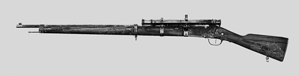 Винтовка Lebel 1886 Marksman в Hunt: Showdown