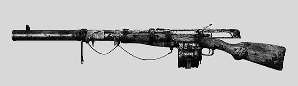 Mosin-Nagant M1891 Avtomat в Hunt: Showdown