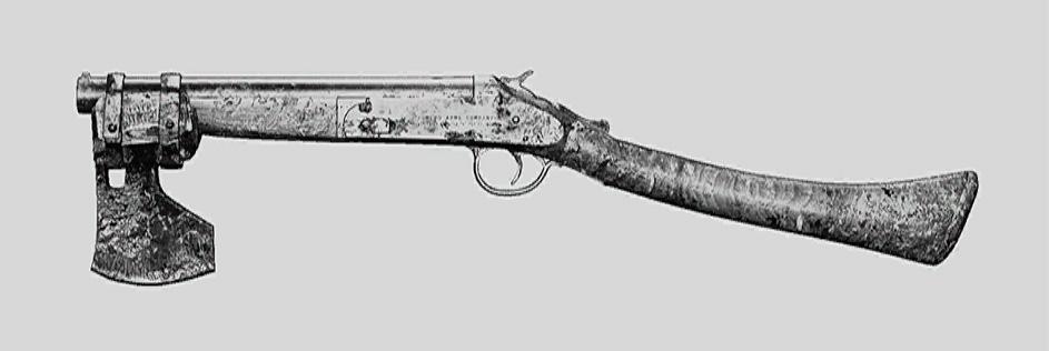 """Дробовик Romero 77 Hatchet в Hunt: Showdown. Изображение из """"Книги оружия"""""""