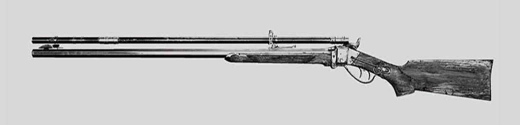 """Винтовка Sparks LRR Sniper в Hunt: Showdown. Изображение из """"Книги оружия"""""""