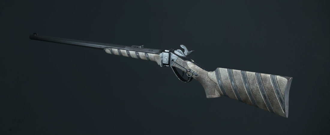 Легендарное оружие Louisiana Lustrum (Sparks LRR) в Hunt: Showdown