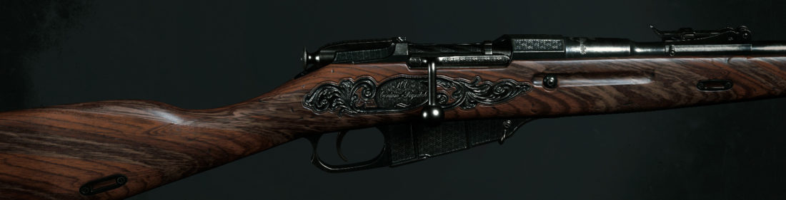 Легендарное оружие The Centenary (Mosin-Nagant M1891) в Hunt: Showdown