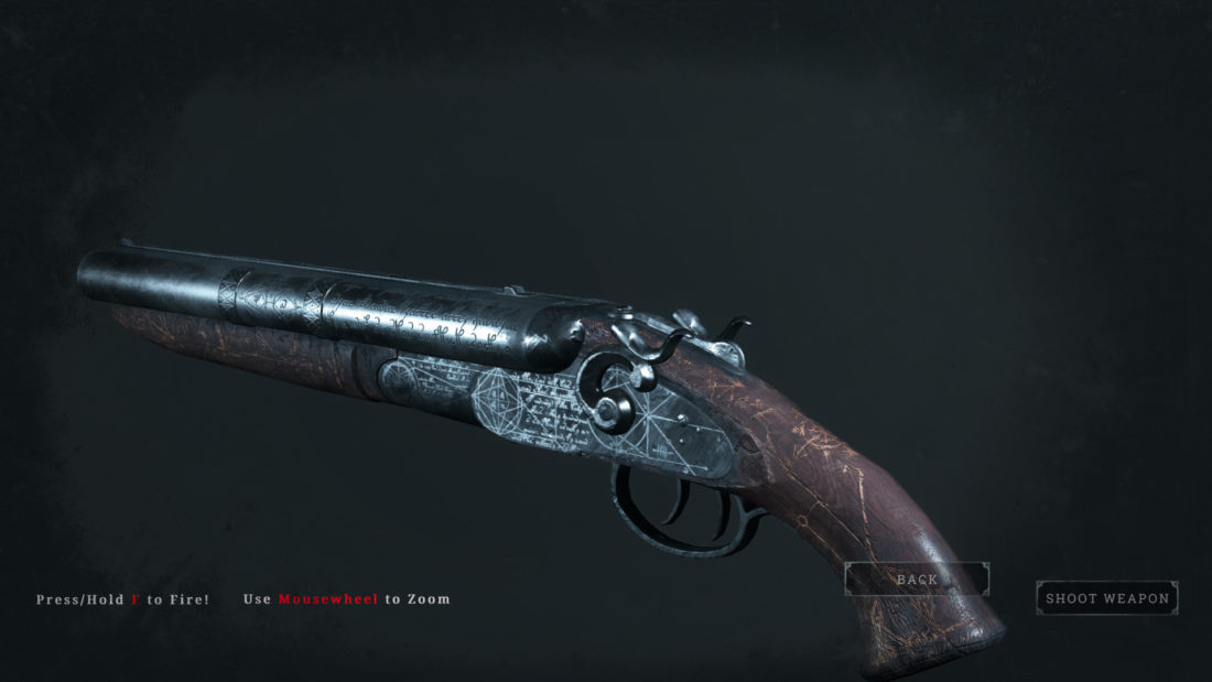 Легендарное оружие The Swamp Peach (Caldwell Rival 78 Handcannon) в Hunt: Showdown