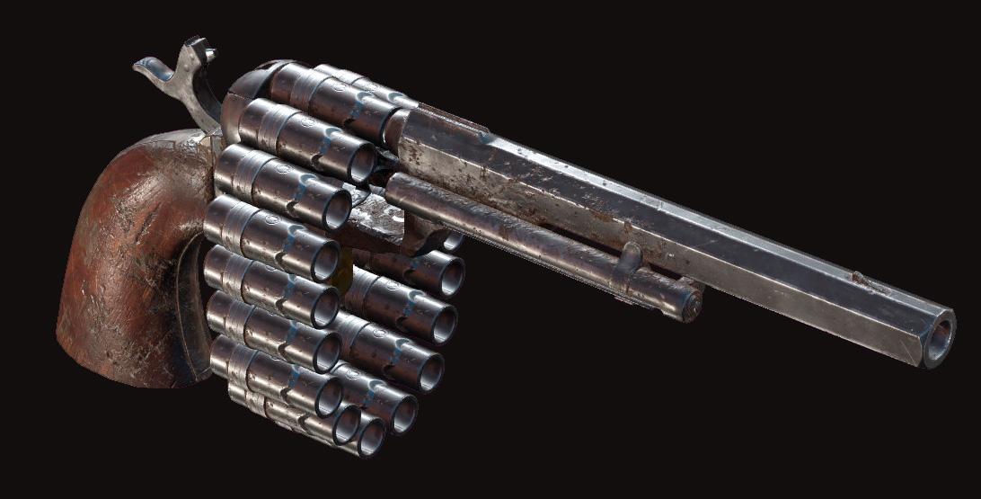 Револьвер Caldwell Conversion Chain Pistol