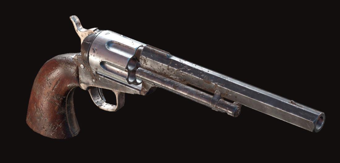 Револьвер Caldwell Conversion Pistol