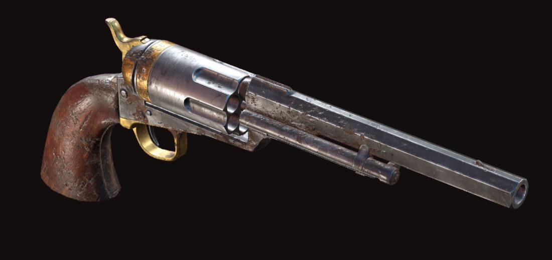 Револьвер Caldwell Conversion Uppercut