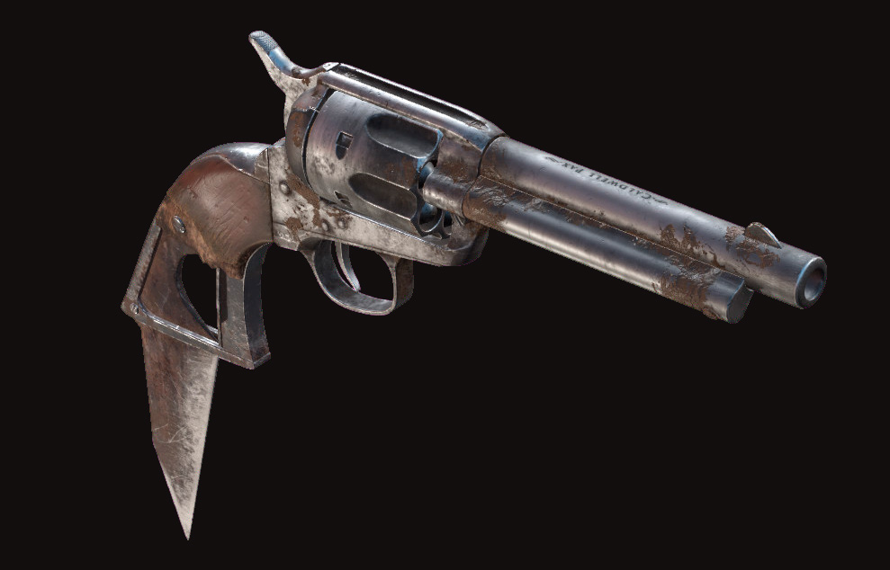 Револьвер Caldwell Pax Claw