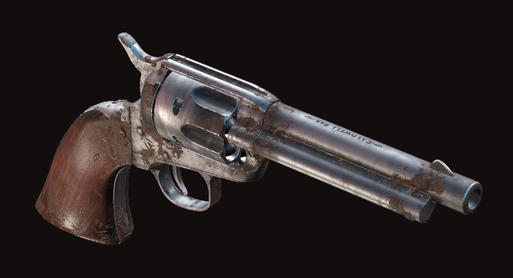 Револьвер Caldwell Pax