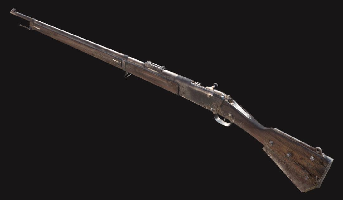 Винтовка Lebel 1886 Talon в Hunt: Showdown