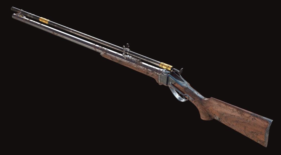 Винтовка Sparks LRR Sniper в Hunt: Showdown