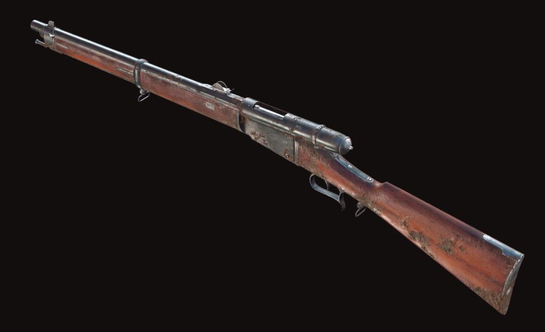 Винтовка Vetterli 71 Karabiner в Hunt: Showdown