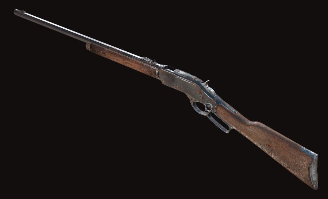 Винтовка Winfield M1873C в Hunt: Showdown