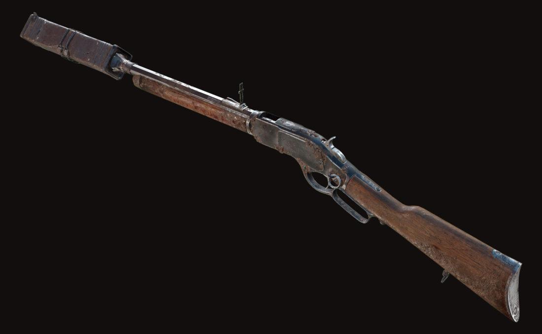 Винтовка Winfield M1873C Silencer в Hunt: Showdown