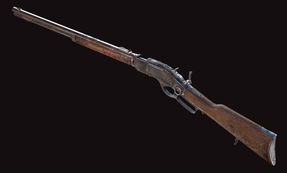 Винтовка Winfield M1873 Aperture в Hunt: Showdown