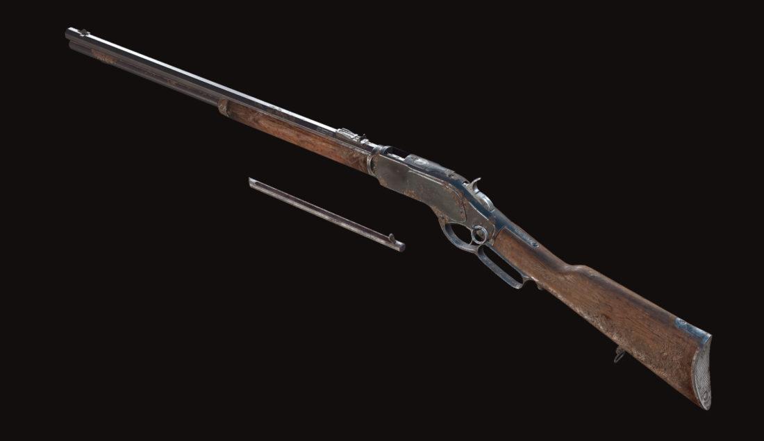 Винтовка Winfield M1873 Swift в Hunt: Showdown
