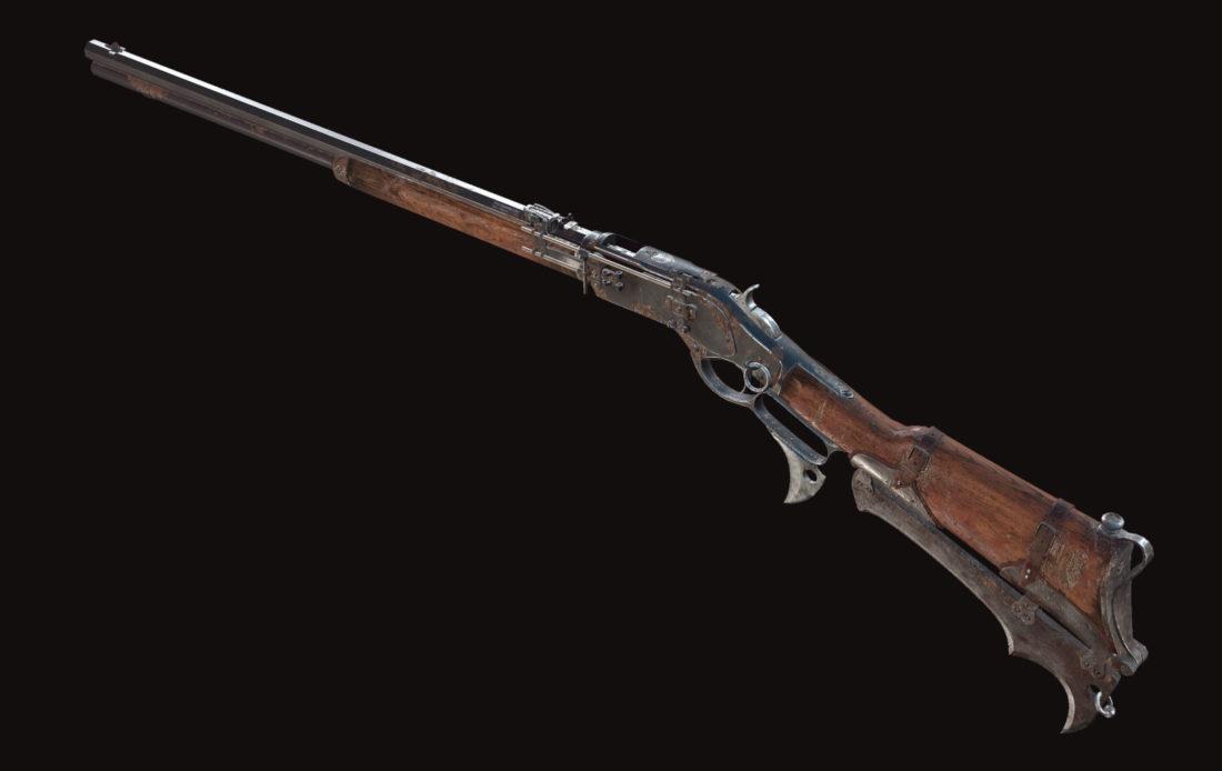 Винтовка Winfield M1873 Talon в Hunt: Showdown
