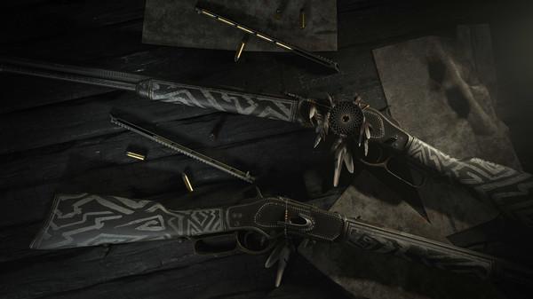 Легендарное оружие Last Gust для Winfield M1873 Swift в Hunt: Showdown