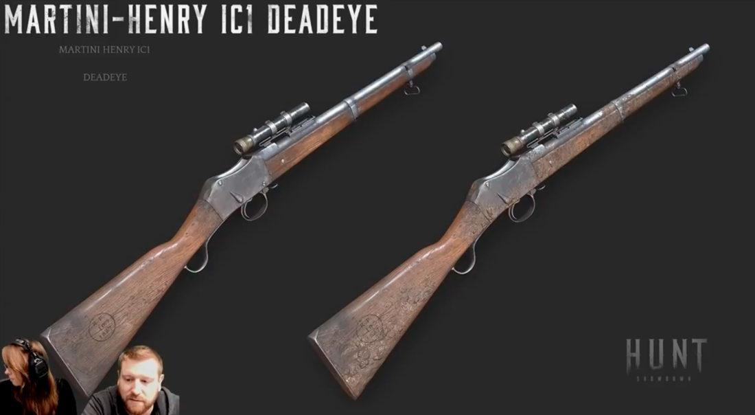 Martini-Henry IC1 Deadeye