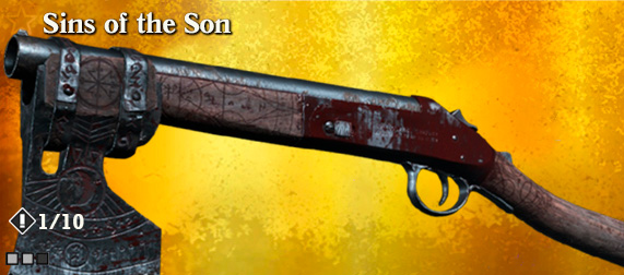 Sins of the Son для Romero 77 Hatchet