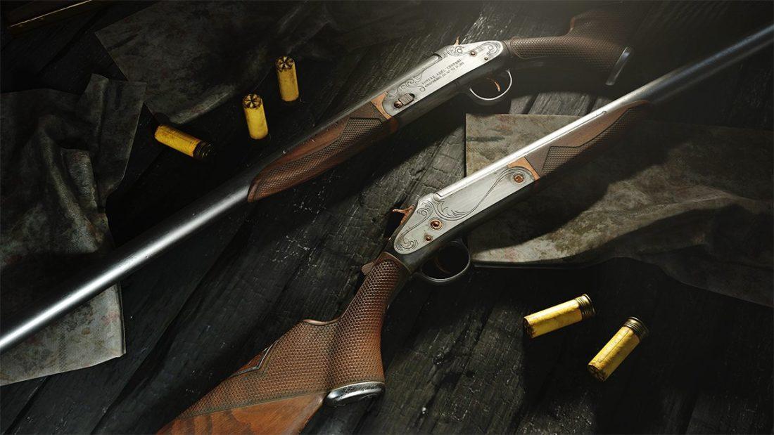 Легендарное оружие Southern Belle (Romero 77) в Hunt: Showdown