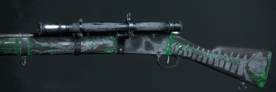 Легендарное оружие Zorngeist (Lebel 1886 Marksman) в Hunt: Showdown