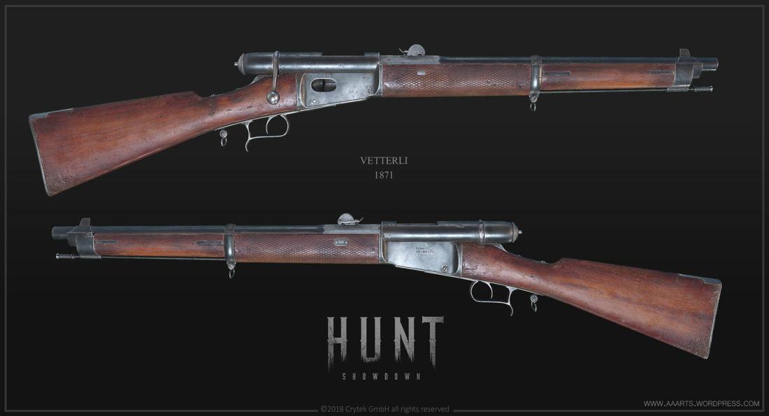 Семейство винтовок Vetterli 71 Karabiner