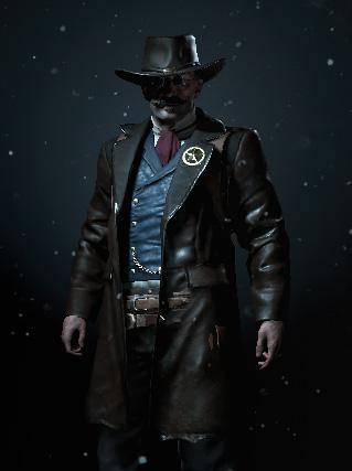 Sheriff Wayne Hardin